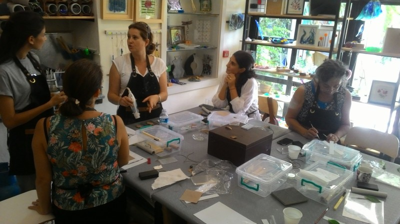 Metal Clay workshop