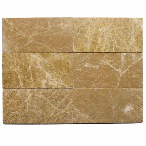 Natural stone polished Emprador marble
