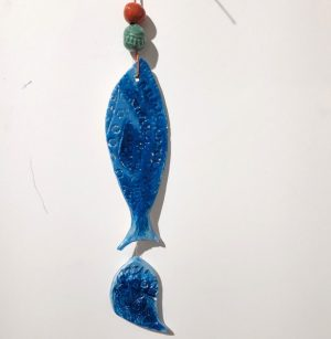 Handmade Ceramic fish