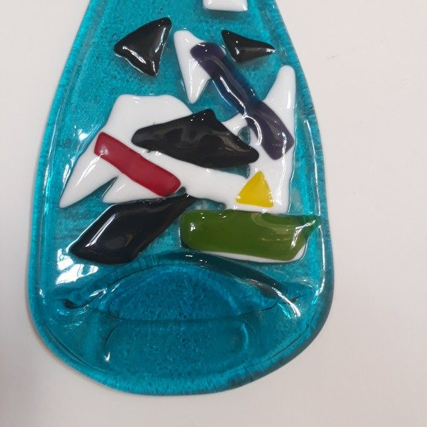 Handmade Fused Glass Object