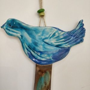 Handmade Ceramic Bird
