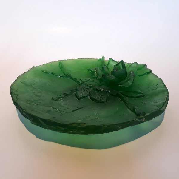 Kiln Casting Glass art