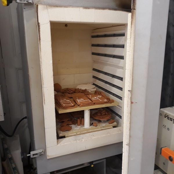 Glass and Ceramic kiln for casting and firing