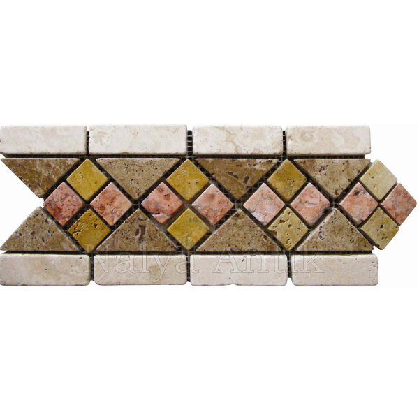 Natural stone pluto bordure dims: 12,5x30,5 cm