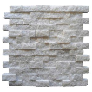 2,3x4,8 Split face sugar marble mosaic