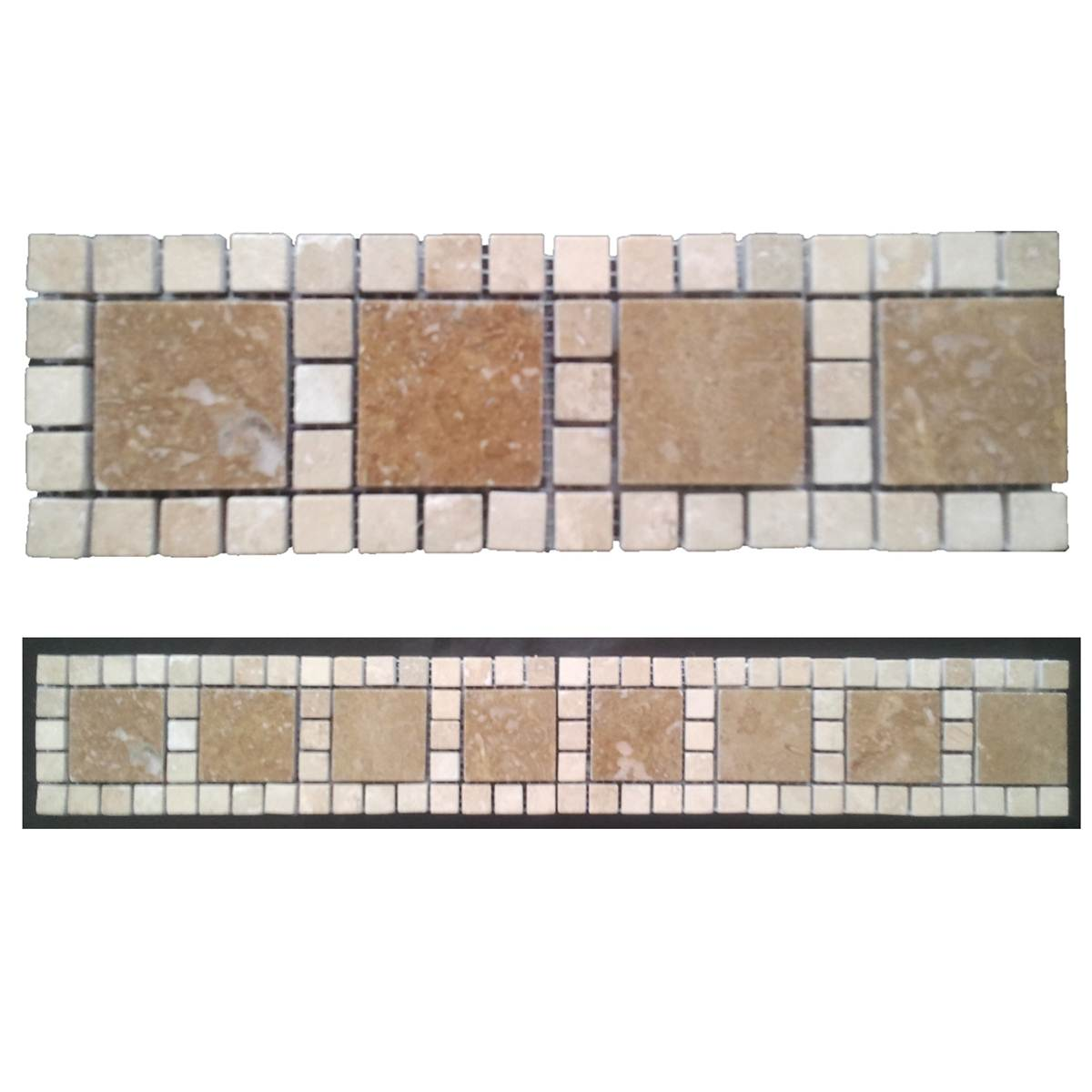 Natural stone havran bordure dims: 8,6x28 cm