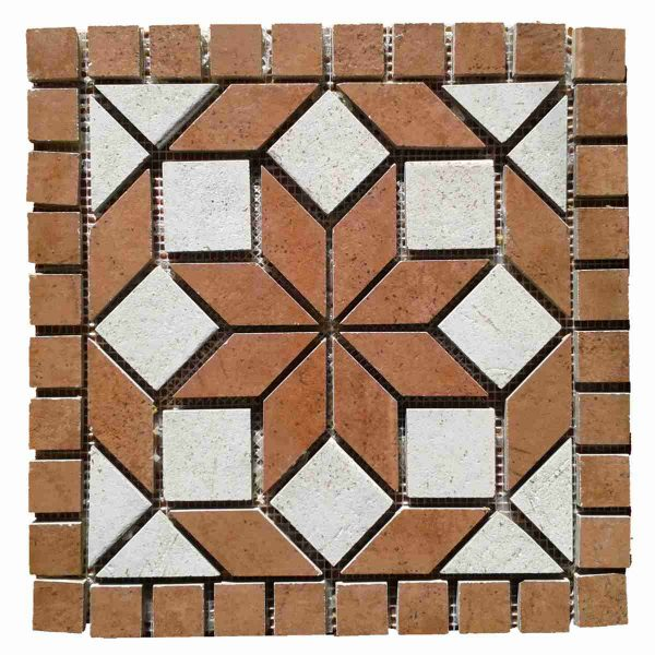 33x33 handmade ceramic decor